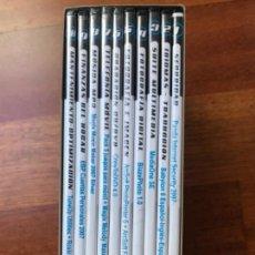 Videojuegos y Consolas: SELECCION PROGRAMAS COMPLETOS PC III 10 CDS - EL PAIS Y SOFTONIC.COM. Lote 204701503
