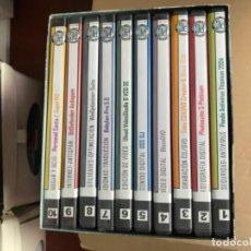 Videojuegos y Consolas: PC SELECCIÓN PROGRAMAS COMPLETOS EL PAÍS Y SOFTONIC TE ACERCAN EL SOFTWARE 2004. Lote 204702057