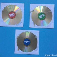 Videojuegos y Consolas: 3 CD-ROM: CARRERAS COCHES (NESTLÉ, 2008) PC. NUEVOS ¡ORIGINALES!. Lote 205261985