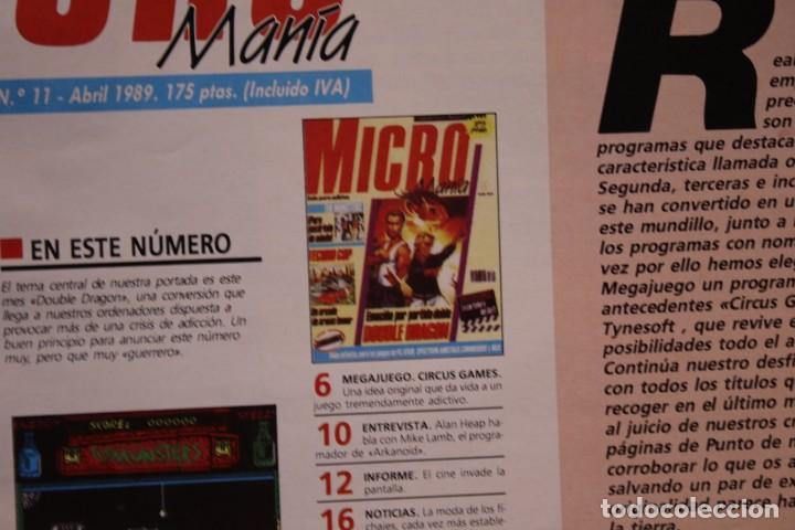 Videojuegos y Consolas: lote micromania revistas primera epoca - Foto 3 - 205458438