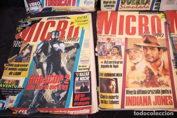 Videojuegos y Consolas: lote micromania revistas primera epoca - Foto 6 - 205458438
