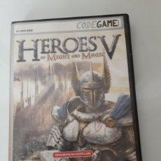 Videojuegos y Consolas: JUEGO PC.HEROES V.. Lote 205554155