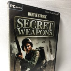 Videojuegos y Consolas: BATTLEESTRIKE ···SECRET WEAPONS. Lote 206163580