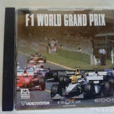 Videojuegos y Consolas: F1 WORLD GRAND PRIX FORMULA 1 WORLS CHAMPIONSHIP . EIDOS 1999 JUEGO PARA PC - BUEN ESTADO. Lote 206571932