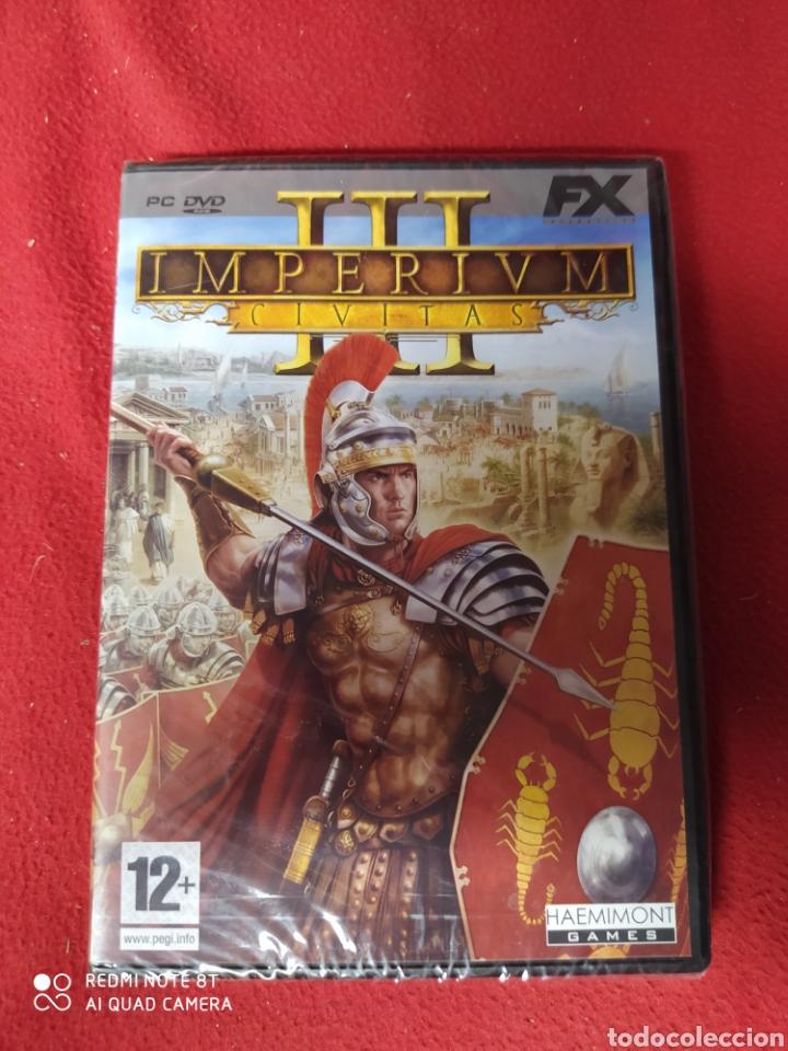 IMPERIVM III (Juguetes - Videojuegos y Consolas - PC)