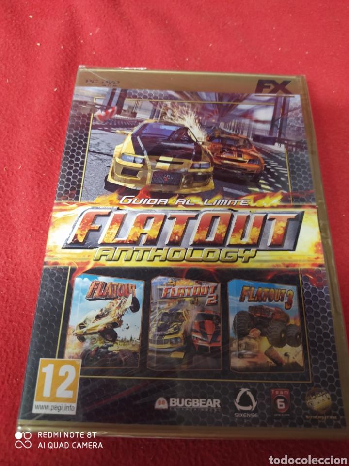 FLATOUT ANTHOLOGY (Juguetes - Videojuegos y Consolas - PC)