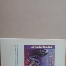 Videojuegos y Consolas: STAR WARS ROGUE SQUADRON 3D + BEHIND THE MAGIC GUIA PARA PC AÑOS 90 NUEVO. Lote 207087755