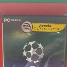 Videojuegos y Consolas: UEFA CHAMPIONS LEAGUE 2004-2005-DOS DISCOS-. Lote 207131388