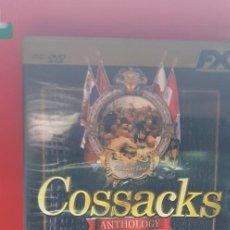 Videojuegos y Consolas: COSSACKS-ANTHOLOGY-EUROPEAN WARS-THE ART OF WAR-BACK TO WAR. Lote 207133577