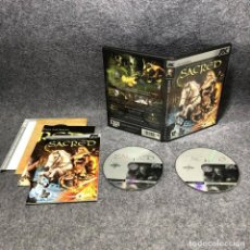 Videojuegos y Consolas: SACRED LA LEYENDA DEL ARMA SAGRADA PC. Lote 207190286