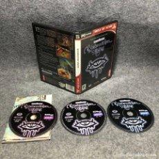 Videojuegos y Consolas: NEVERWINTER NIGHTS PC. Lote 207190311