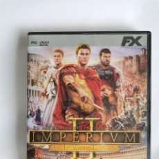 Videojuegos y Consolas: IMPERIVM II PC CIVITAS. Lote 207247962