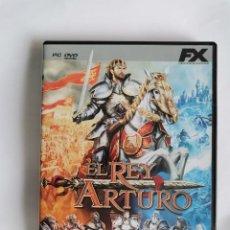 Videojuegos y Consolas: EL REY ARTURO PC. Lote 207248067