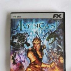 Videojuegos y Consolas: AVENCAST PC. Lote 207248396