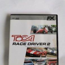 Videojuegos y Consolas: TOCA RACE DRIVER 2 PC. Lote 207248622