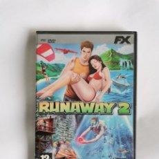 Videojuegos y Consolas: RUNAWAY 2 PC AVENTURA GRÁFICA. Lote 207248765