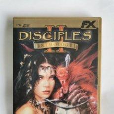 Videojuegos y Consolas: DISCIPLES II ANTHOLOGY PC. Lote 207352763