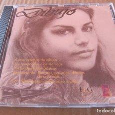 Videojuegos y Consolas: CD PARA ORDENADOR PC ENCICLOPEDIA MULTIMEDIA DE DIBUJO 1997. Lote 207381697