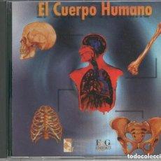 Videojuegos y Consolas: CD PARA ORDENADOR PC ENCICLOPEDIA MULTIMEDIA EL CUERPO HUMANO 1996. Lote 207382247