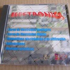 Videojuegos y Consolas: CD PARA ORDENADOR PC ENCICLOPEDIA MULTIMEDIA ELECTRONICA ANALOGICA..DIGITAL..DISPOSITIVOS.. 1997. Lote 207392388