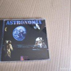Videojuegos y Consolas: CD PARA ORDENADOR PC ENCICLOPEDIA MULTIMEDIA ASTRONOMIA 1996. Lote 207393396
