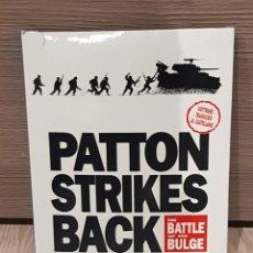 Videojogos e Consolas: PC SUPERJUEGOS PATTON STRIKES BACK DISQUETES 3 1/2 CASTELLANO SOBRE CARTON. Lote 207480888