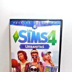 Videojuegos y Consolas: JUEGO LOS SIMS 4 URBANITAS , PACK DE EXPANSIÓN , PC. Lote 207703321