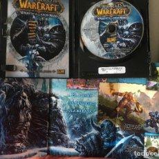 Videojuegos y Consolas: EXPANSION WORLD OF WARCRAFT , DOS DISCOS. Lote 208053460