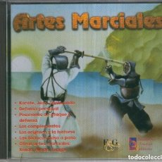 Videojuegos y Consolas: CD MULTIMEDIA: ENCICLOPEDIA DE ARTES MARCIALES (1997). Lote 208241908