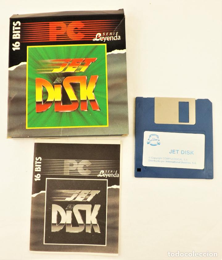 PROGRAMA JET DISK PC (Juguetes - Videojuegos y Consolas - PC)