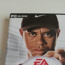 Videojuegos y Consolas: G-5 JUEGO PC CDROM TIGER WOODS PGA TOUR 2005. Lote 208510112