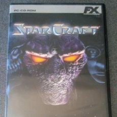 Videojuegos y Consolas: JUEGO PC STARCRAFT. Lote 208693338
