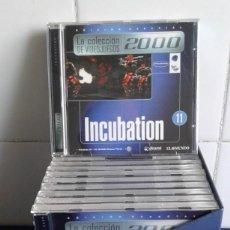 Videojogos e Consolas: LA COLECCIÓN DE VIDEOJUEGOS 2000 COMPLETO 12 CD´S ESTADO IMPECABLE. Lote 208779722