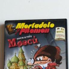 Videojogos e Consolas: PC - MORTADELO Y FILEMON - OPERACIÓN MOSCÚ. Lote 209940907