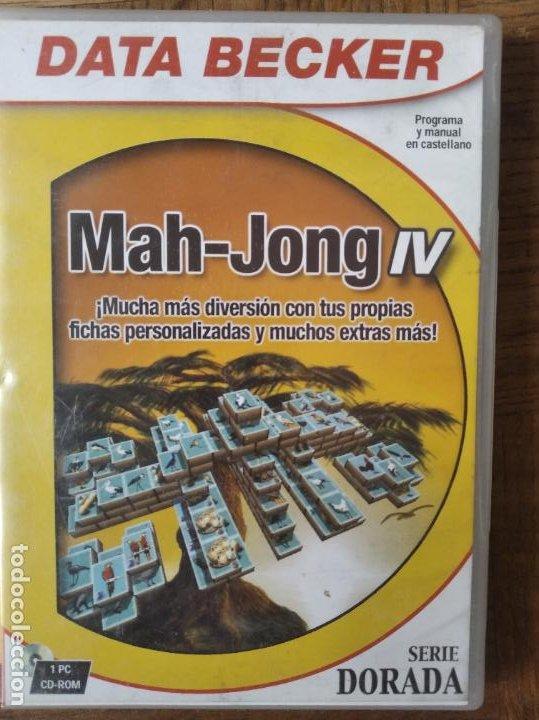 MAH-JONG IV - PC CD-ROM - (Juguetes - Videojuegos y Consolas - PC)