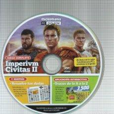 Videojuegos y Consolas: IMPERIVM CIVITAS II. Lote 210076657