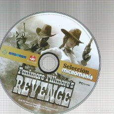 Videojuegos y Consolas: FENIMORE FILLMORE'S REVENGE. Lote 210077220