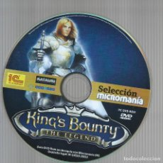 Videojuegos y Consolas: KING'S BOUNTY: THE LEGEND. Lote 210077751