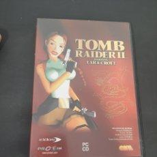 Videojogos e Consolas: PC 53 TOMB RAIDER 2 -JUEGO DE PC SEGUNDA MANO. Lote 210559212