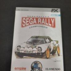 Videojogos e Consolas: PC 74 SEGA RALLY 2-JUEGO DE PC SEGUNDA MANO. Lote 210561366