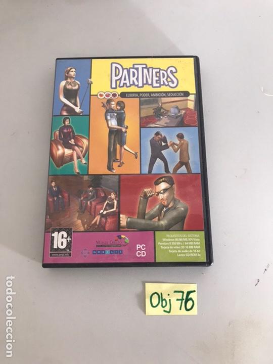 PARTNERS JUEGO PC (Juguetes - Videojuegos y Consolas - PC)