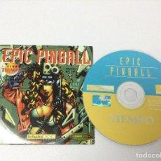 Videojuegos y Consolas: EPIC PINBALL. Lote 210690881