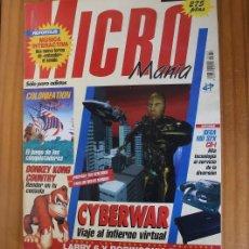 Videojuegos y Consolas: MICROMANIA 79 SEGUNDA EPOCA, CYBERWAR, COLONIZATION, DONKEY KONG COUNTRY, LARRY 6... MICRO MANIA. Lote 210708644