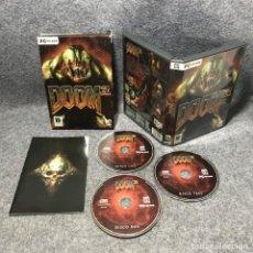 Videojuegos y Consolas: DOOM 3 PC. Lote 210961610