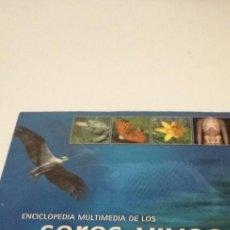 Videojuegos y Consolas: G-10 PC CD ROM ENCICLOPEDIA MULTIMEDIA DE LOS SERES VIVOS PLANETA AGOSTINI 14 CD CON EMPAQUE. Lote 210974852