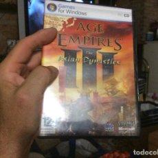 Videojuegos y Consolas: AGE OF EMPIRES III THE ASIAN DYNASTICS PC. Lote 210980067