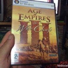 Videojuegos y Consolas: AGE OF EMPIRES III 3 THE WAR CHIEFS. Lote 210980167