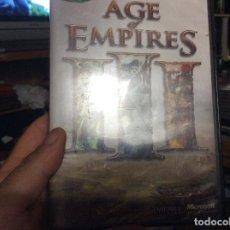 Videojuegos y Consolas: AGE OF EMPIRES III 3 3 CDS PC CD. Lote 210980289