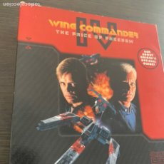 Videojuegos y Consolas: JUEGO PC WING COMMANDER IV STAR WARS DE 1996 6XCD. Lote 211260889