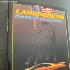 Videojuegos y Consolas: JUEGO PC LAMBORGHINI AMERICAN CHALLENGE. Lote 211262109